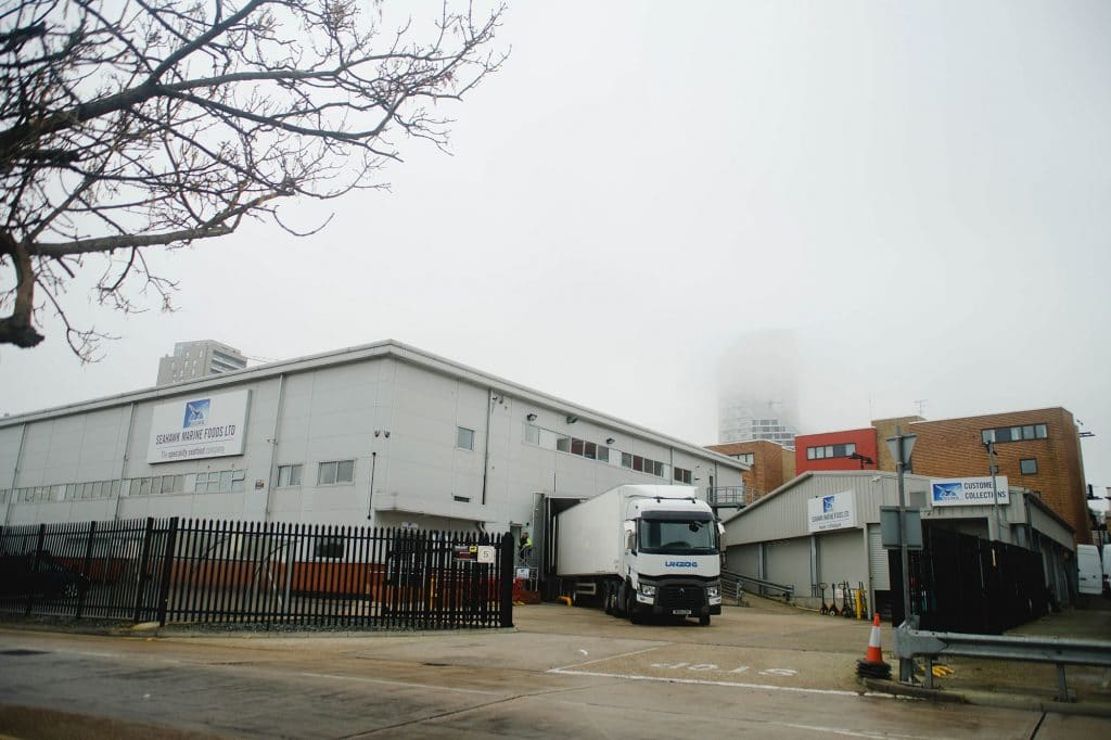Seahawk Acquired Coldstore In London